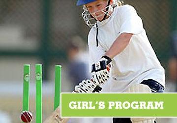 girls cricket coach sydney