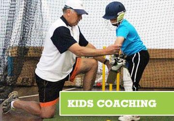kids cricket coaching