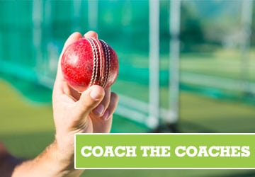 learn cricket coaching