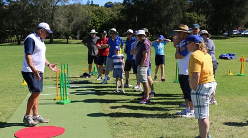 cricket coaching training sydney