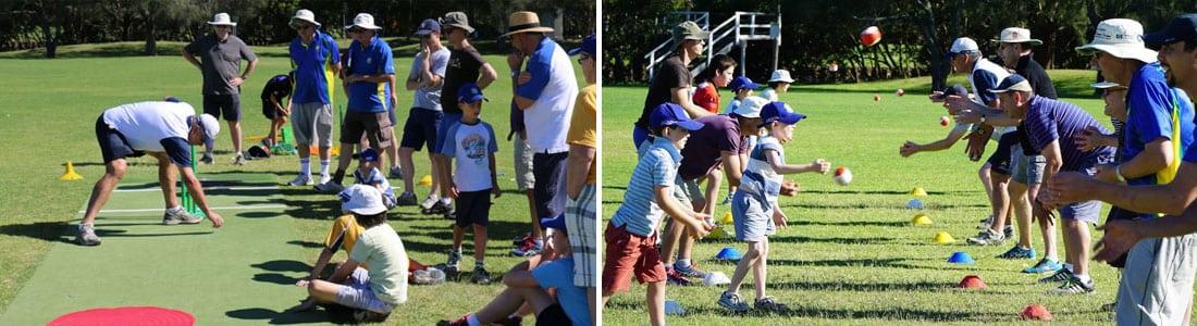 cricket coaching training sydney