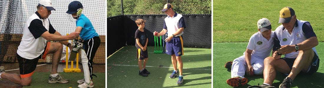 kids cricket coaching academy sydney