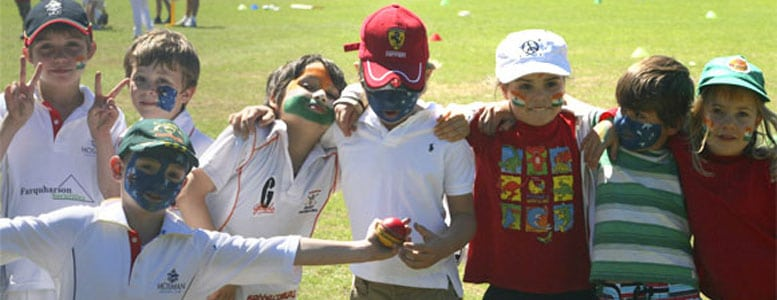 sydney cricket academy birthday parties