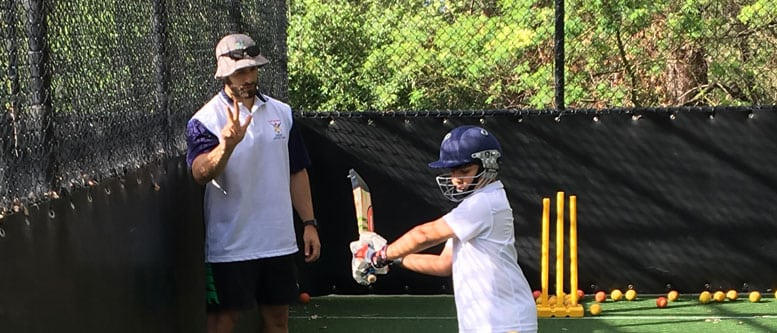 sydney cricket academy kids coaching