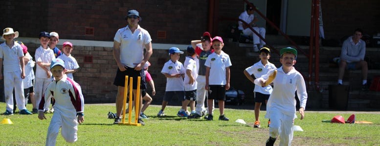 sydney cricket academy school holiday clinics