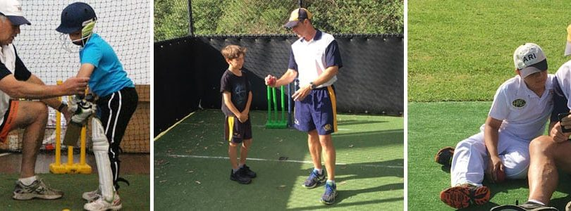 winter cricket coaching