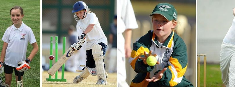 girls cricket school holiday clinics north shore