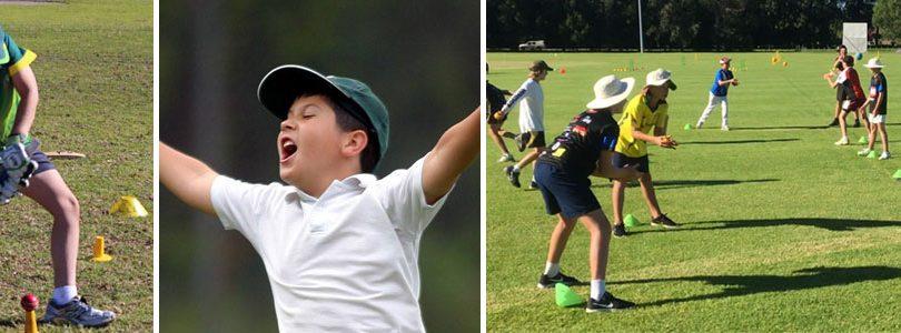 school holiday cricket clinics hills district