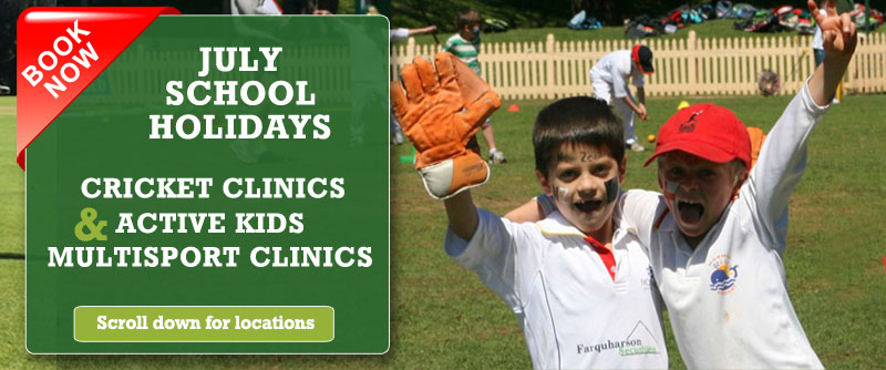 school holiday sports clinics july 2019