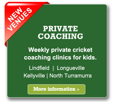 private cricket coaching longuvi